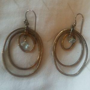 Jewelry - Triple Hoops